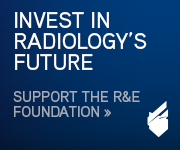 Invest in Radiology's Future