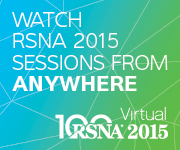 Watch RSNA 2015 Sessions from Anywhere