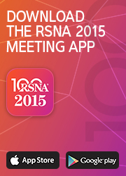 Download the RSNA 2015 Meeting App